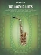 Hal Leonard - 101 Movie Hits for Alto Sax.