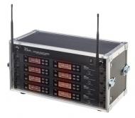 the t.bone - free solo PT 660 MHz/8 CH Rack