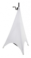 Stairville - Tripod 2Side Cover White XL95