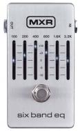 MXR - 6 Band Equalizer Silver