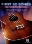 Hal Leonard - First 50 Songs Ukulele