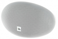 the box - Oval 10 White