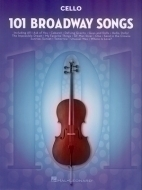 Hal Leonard - 101 Broadway Songs: Cello