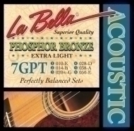 La Bella - 7GPT Phosphor Bronze XL
