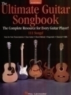 Hal Leonard - The Ultimate Guitar Songbook