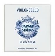 Jargar - Silver Cello String C Forte