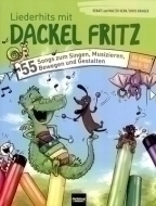 Helbling Verlag - Liederhits mit Dackel Fritz