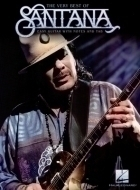 Hal Leonard - The Very Best Of Santana
