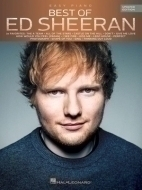 Hal Leonard - Best Of Ed Sheeran Easy Piano