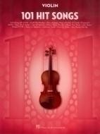 Hal Leonard - 101 Hit Songs For Violin