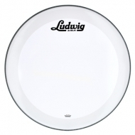 Ludwig - 24' Bass Drum Head Vint. Logo