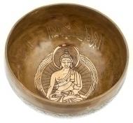 Thomann - Tibetan Engraved Bowl 500g