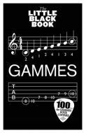 Wise Publications - Little Black: Gammes - French
