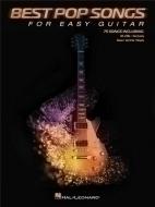 Hal Leonard - Best Pop Songs For Easy Guitar