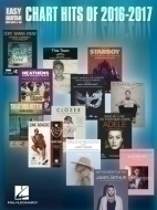 Hal Leonard - Chart Hits Of 2016-2017 Guitar