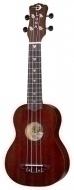 Luna Guitars - Vintage Mahogany Soprano RS