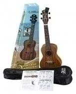 Luna Guitars - Vintage Mahogany Concert Pack