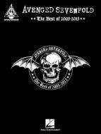 Hal Leonard - Avenged Sevenfold: The Best Of
