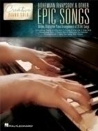 Hal Leonard - Creative Piano: Epic Songs