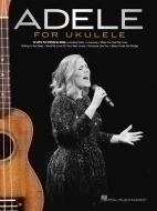 Hal Leonard - Adele for Ukulele