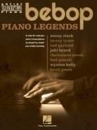 Hal Leonard - Bebop Piano Legends