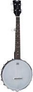 Dean Guitars - Backwoods Mini Travel Banjo BK