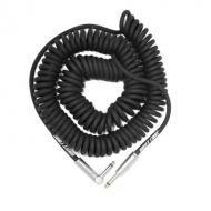 Bullet Cable - Coil Cable Black 9m
