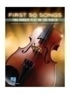 Hal Leonard - 50 Songs You Should Violin