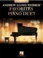 Hal Leonard - A. L. Webber Favorites Duet