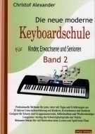 ViGa Verlag - Neue moderne Keyboardschule 2