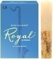 DAddario Woodwinds - Royal Boehm Bass Clarinet 1,5