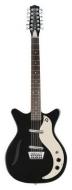 Danelectro - 59 Vintage 12 String Black