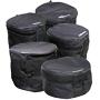 Akustiliste trummide kotid
